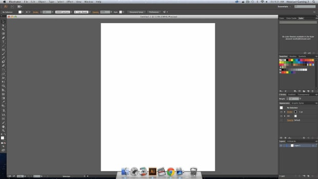 A. How to Get Started with Adobe Illustrator CS6 Promo Image
