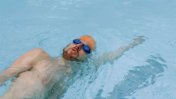 H. 3 Swimming Drills to Improve Your Backstroke Promo Image