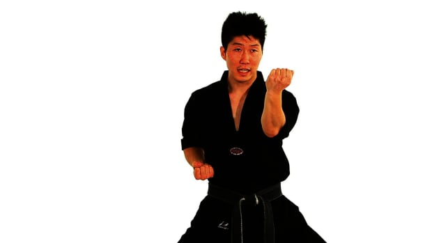 F. How to Do Horse Stance Drills in Taekwondo Promo Image