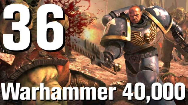 ZI. Warhammer 40K Space Marine Walkthrough Part 36: Dying of the Light Promo Image