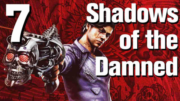 G. Shadows of the Damned Walkthrough: Act 2-2 Cannibal Carnival Promo Image