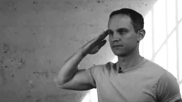 S. How to Salute during Basic Training Promo Image