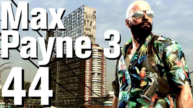 ZR. Max Payne 3 Walkthrough Part 44 - Chapter 13 Promo Image