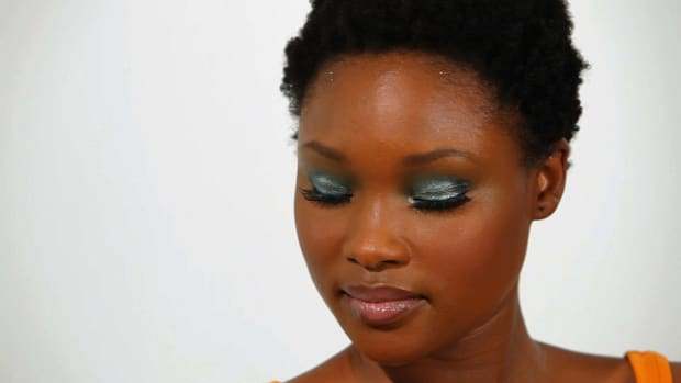 X. How to Apply Silver Makeup for Black Women Promo Image