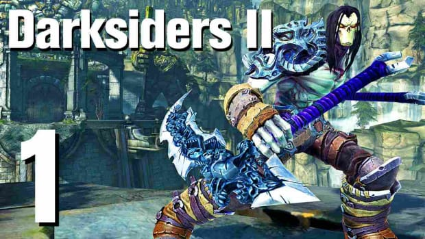 A. Darksiders 2 Walkthrough Part 1 - Introduction Promo Image