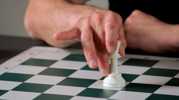 G. How to Use the King in Chess Promo Image