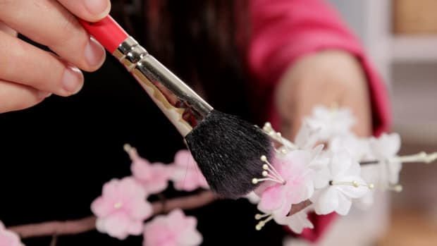 F. Lesson 6: How to Make Wafer Paper Cherry Blossoms Promo Image