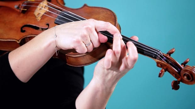 ZC. How to Do Vibrato on the Violin Promo Image