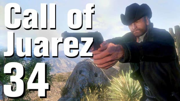 ZH. Call of Juarez The Cartel Walkthrough: Chapter 10 (1 of 2) Promo Image