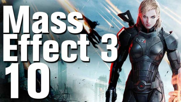 J. Mass Effect 3 Walkthrough Part 10 - Huerta Hospital Promo Image