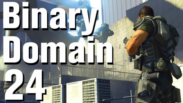 X. Binary Domain Walkthrough Part 24 - Crawlers Promo Image