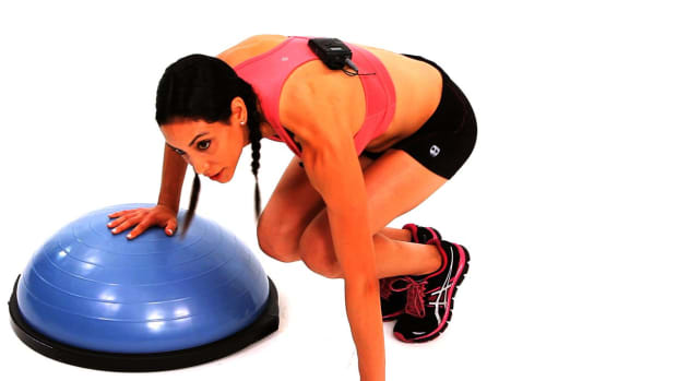 R. How to Do Advanced Bosu Ball Exercises Promo Image