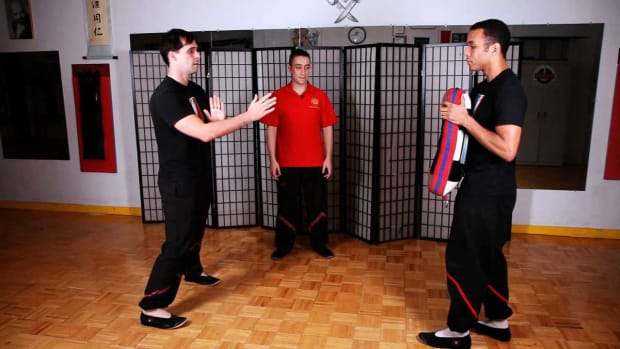 ZL. How to Time a Kick Attack in Wing Chun Promo Image