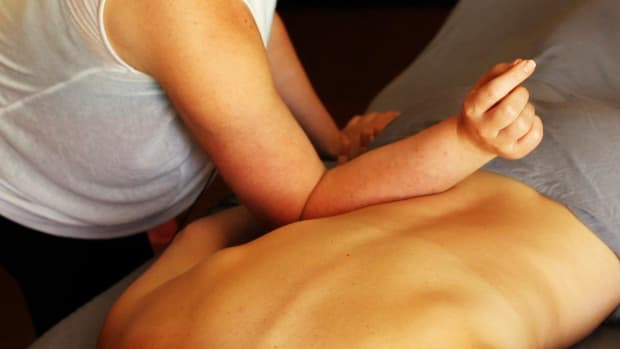 ZB. How to Deep Tissue Massage Using Your Forearm Promo Image