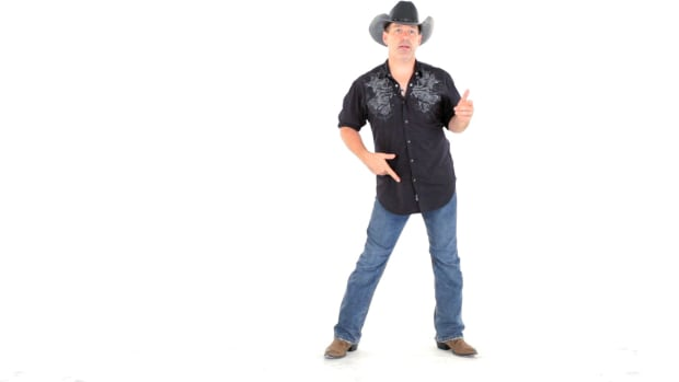 U. How to Do Hip Movements in Line Dancing Promo Image