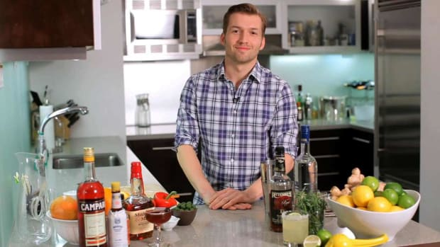 ZD. How to Make Cocktails with Tom Macy Promo Image
