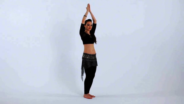 ZK. How to Do Chest Lifts in Belly Dancing Promo Image