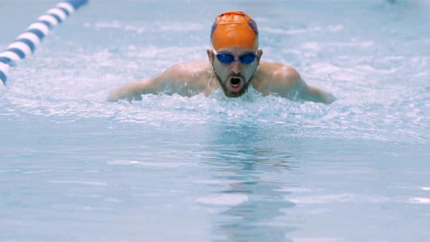 K. How to Breathe during the Butterfly Stroke Promo Image