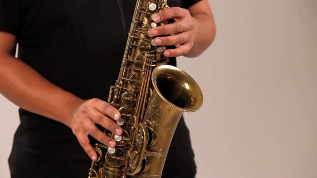 ZP. How to Play Alternate Sax Fingerings Promo Image