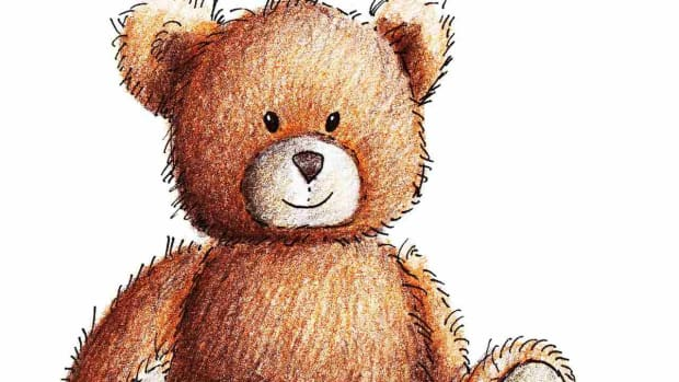 M. How to Sing Teddy Bear, Teddy Bear Promo Image