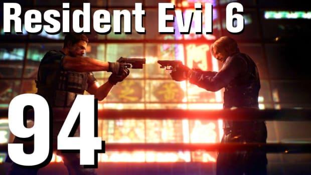 ZZZP. Resident Evil 6 Walkthrough Part 94 - Chapter 15 Promo Image