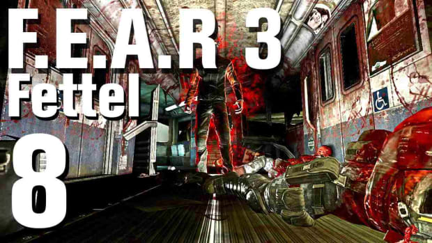 H. F.E.A.R. 3 Fettel Walkthrough Part 8: Prison (8 of 8) Promo Image