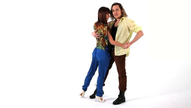 A. How to Do Zouk Dance Basic Steps Promo Image