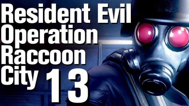 M. Resident Evil Operation Raccoon City Walkthrough Part 13 - Gone Rogue Promo Image
