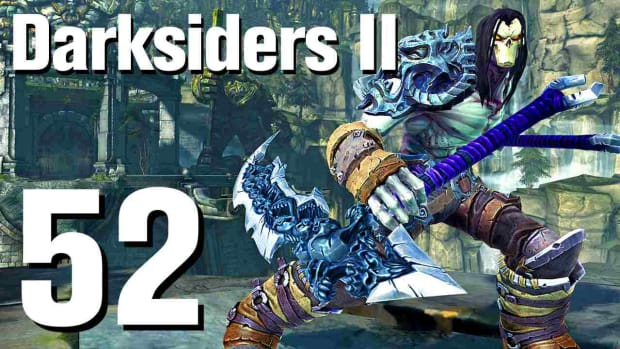 ZZ. Darksiders 2 Walkthrough Part 52 - Chapter 8 Promo Image