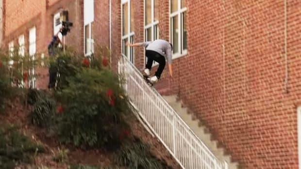 S. Most Dangerous In-Line Skating Stunts Promo Image