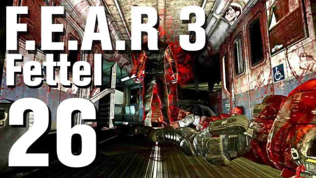 Z. F.E.A.R. 3 Fettel Walkthrough Part 26: Tower (2 of 4) Promo Image