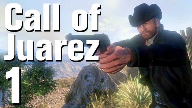 A. Call of Juarez The Cartel Walkthrough: Intro Promo Image