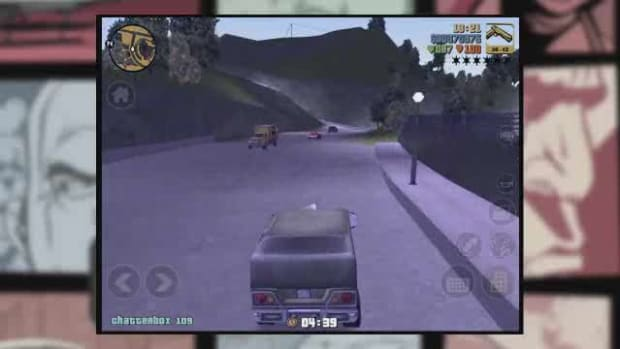 ZR. GTA3 iOS Walkthrough Part 44 - The Exchange Promo Image