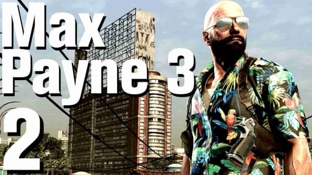 B. Max Payne 3 Walkthrough Part 2 Chapter 1 - Introduction Promo Image