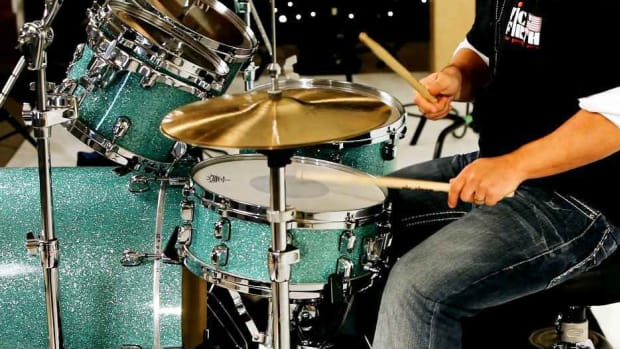 ZZZF. Introduction to Caribbean Drumming Styles Promo Image
