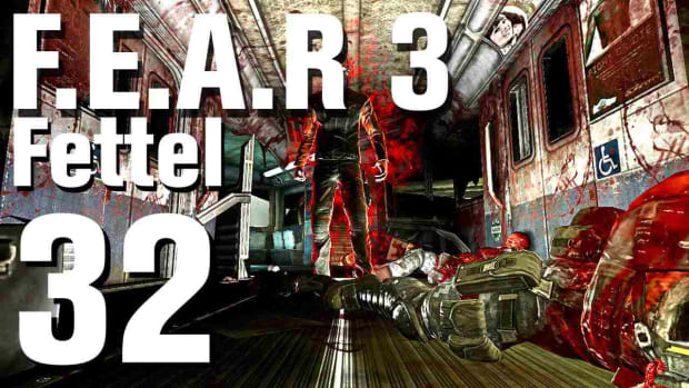 ZF. F.E.A.R. 3 Fettel Walkthrough Part 32: Bridge (4 of 4) Promo Image