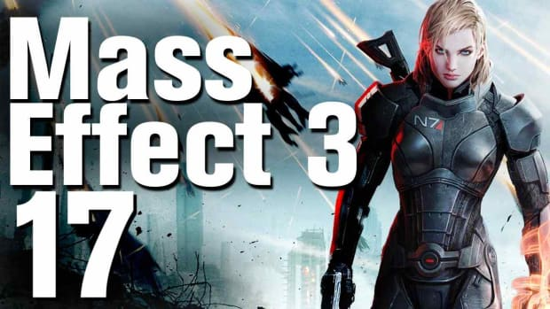Q. Mass Effect 3 Walkthrough Part 17 - Menae Promo Image