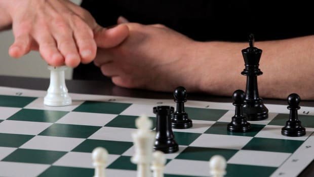 N. Legal & Illegal Moves in Chess Promo Image