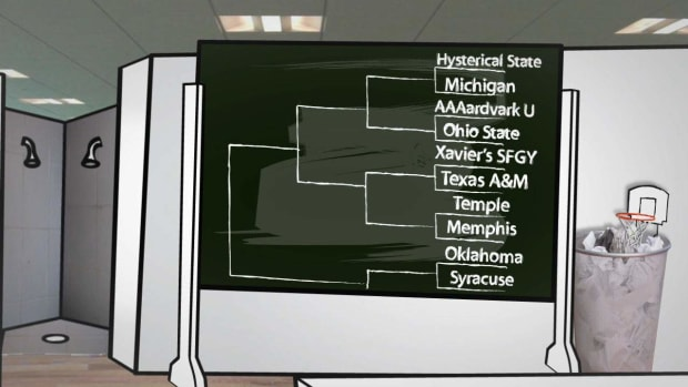 D. How to Pick a Winning March Madness Bracket Promo Image