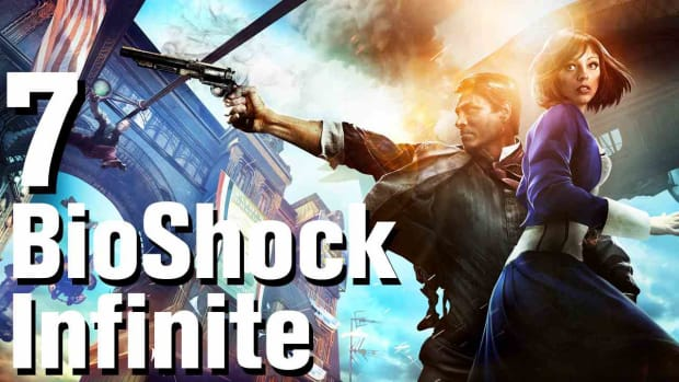 G. BioShock Infinite Walkthrough Part 14 Promo Image