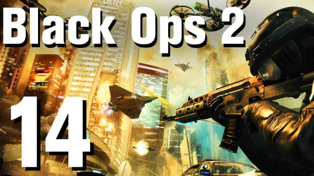 N. Black Ops 2 Walkthrough Part 14 - Time and Fate Promo Image