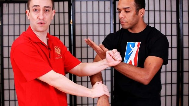 X. How to Do a Kwan Sau aka Rotating Hand in Wing Chun Promo Image