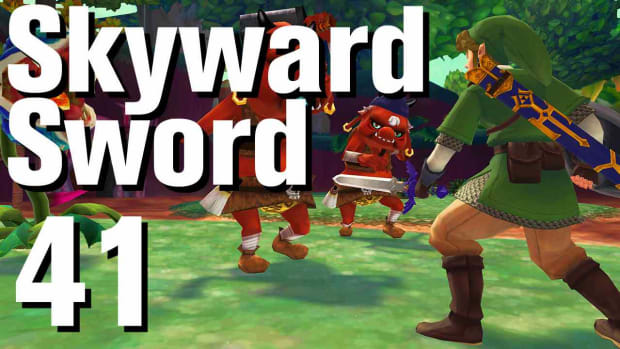 ZO. Zelda: Skyward Sword Walkthrough Part 41 - Earth Temple Promo Image