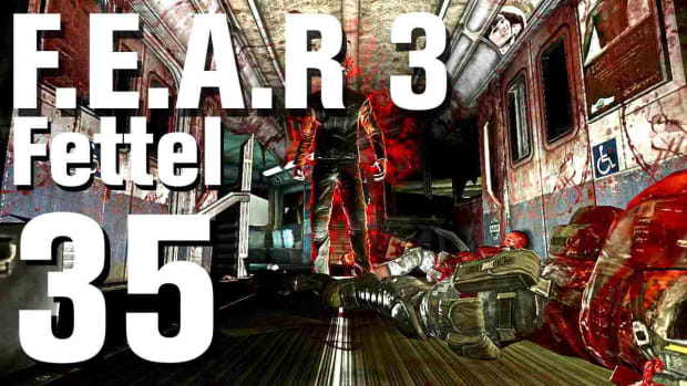 ZI. F.E.A.R. 3 Fettel Walkthrough Part 35: Port (3 of 8) Promo Image