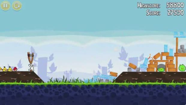U. Angry Birds Level 1-21 Walkthrough Promo Image
