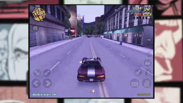 ZB. GTA3 iOS Walkthrough Part 28 - Smack Down Promo Image
