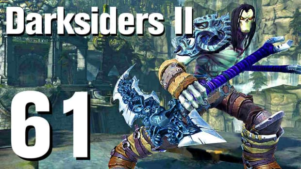 ZZI. Darksiders 2 Walkthrough Part 61 - Chapter 10 Promo Image
