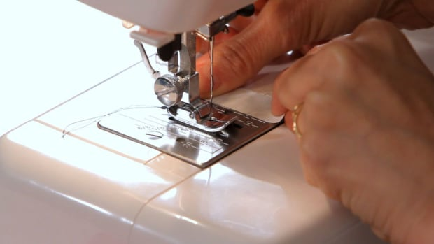 H. How to Use a Seam Guide on a Sewing Machine Promo Image