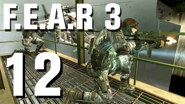 L. F.E.A.R. 3 Walkthrough Part 12: Suburbs (1 of 5) Promo Image