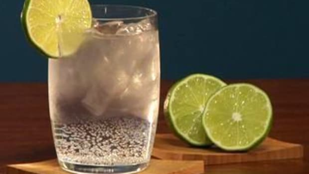 N. How to Make a Vodka & Tonic Promo Image